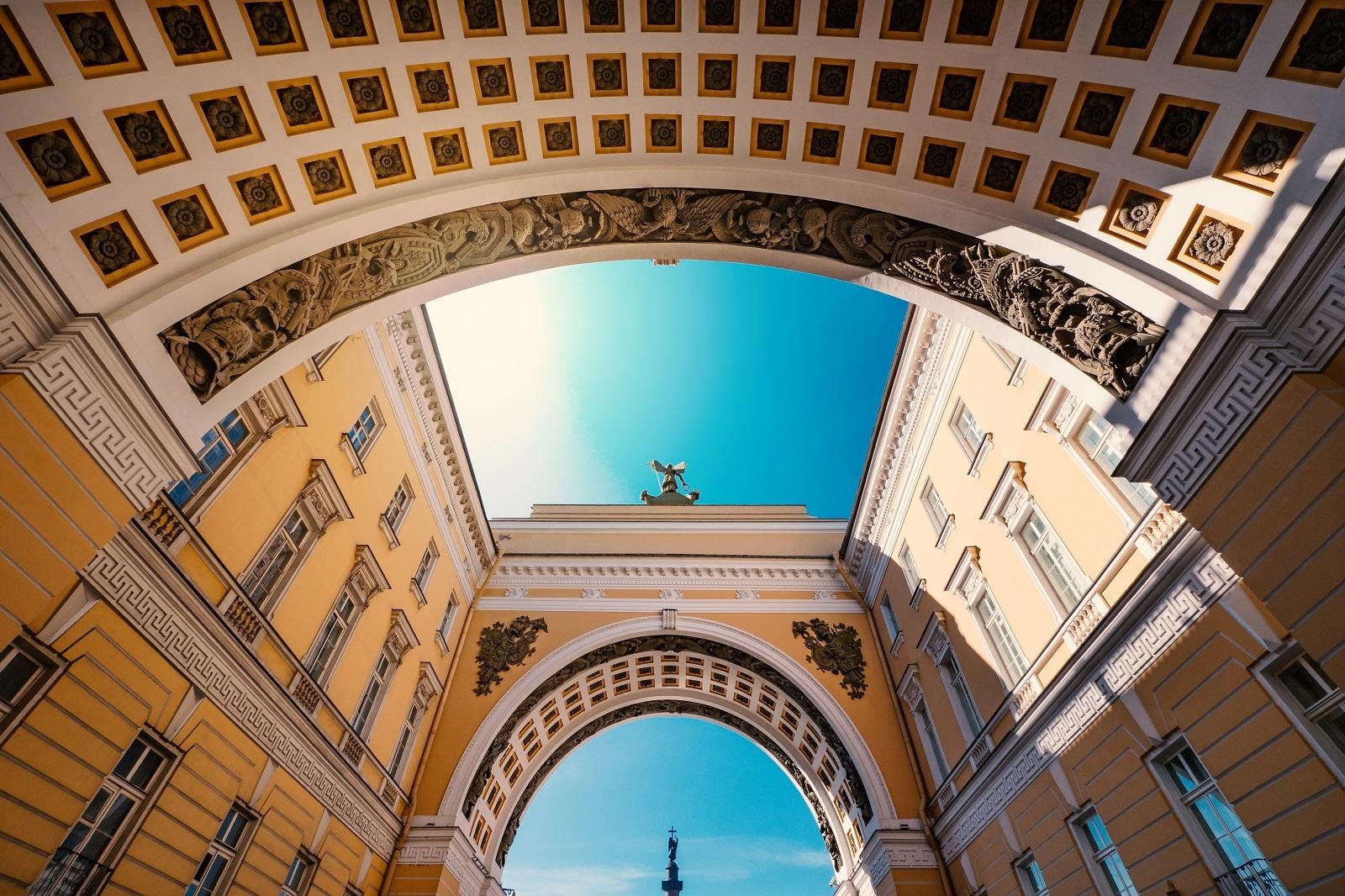 Sankt Petersburg – das Fenster zu Europa